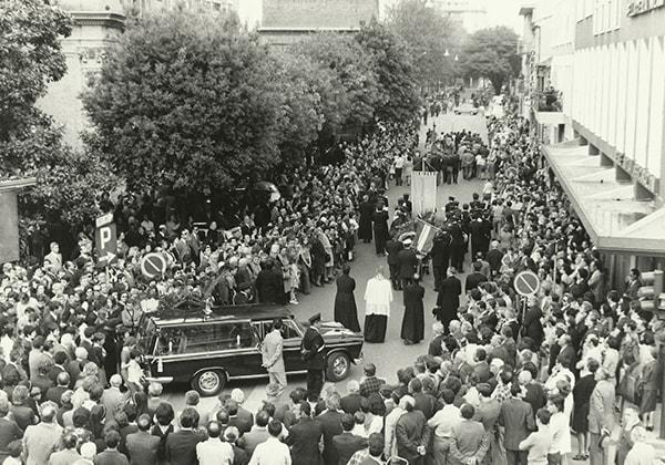 La storia delle onoranze Funebri Zanini - San Donà di Piave